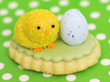 Easter Chick Cookies Thumb
