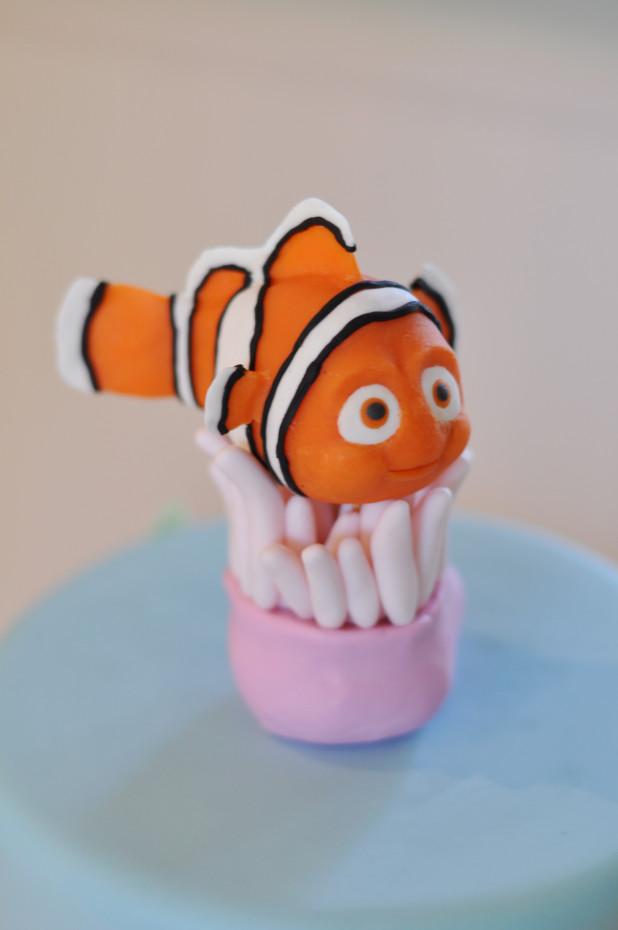 Finding Nemo Cake Figurine