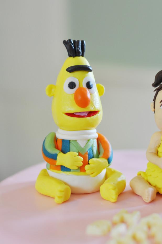 Bert Figurine Cake