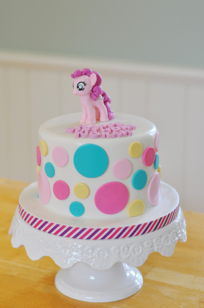 Yvonne Chan Cakes My Little Pony Princess Celestia And