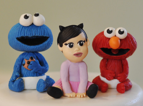 Cookie Monster and Elmo Thumbnail