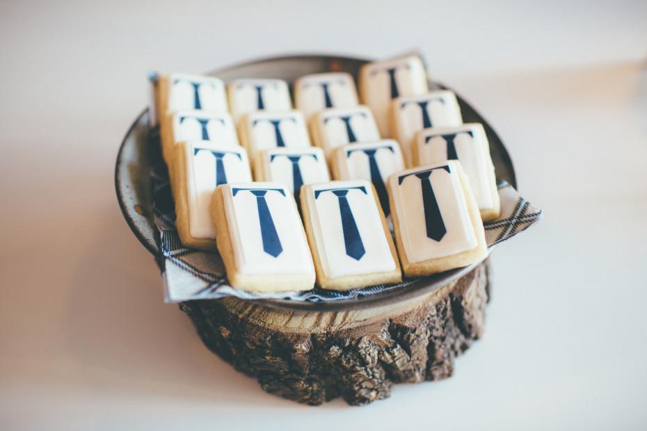 TYTAN Logo Cookies
