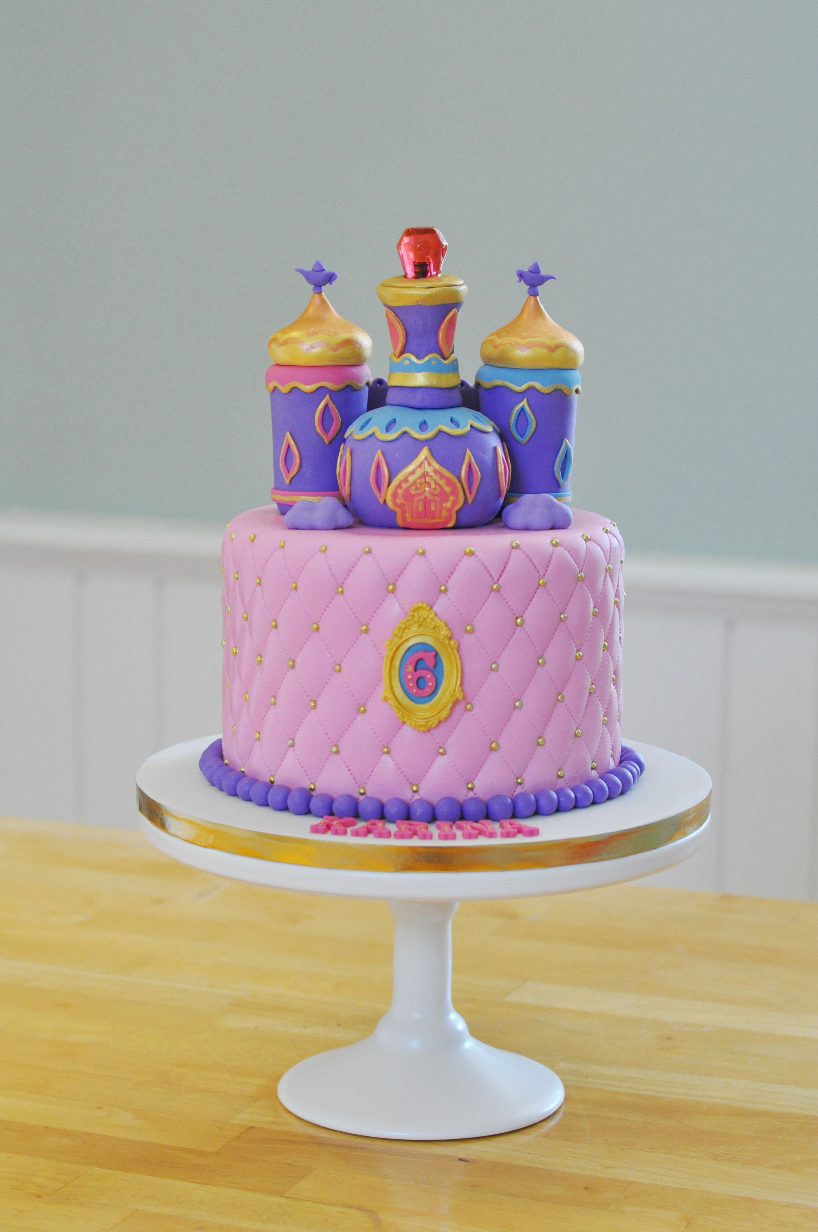 Yvonne Chan Cakes Shimmer And Shine